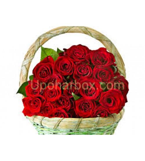 03. Flowers basket