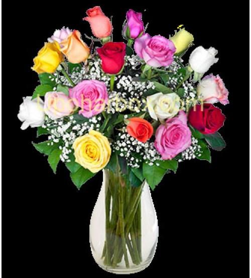 Mixed flower2