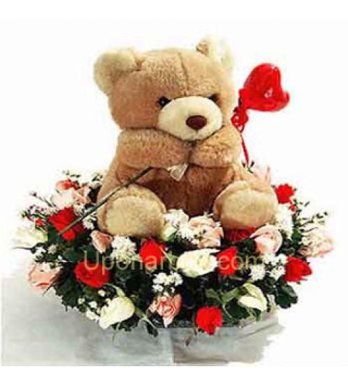 02. Flower & Teddy