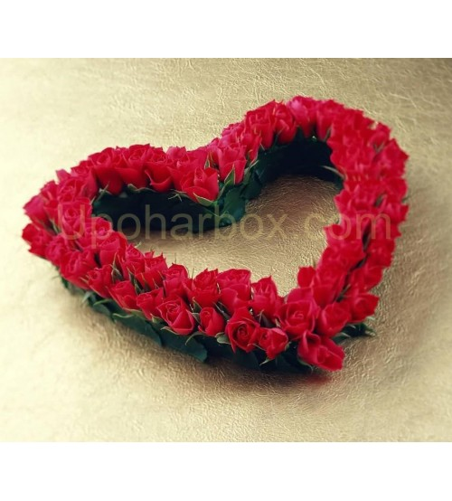 Heart Shape Golap