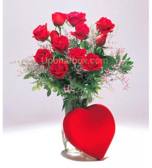 02.Flower & heart