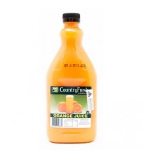 2 liters of orange juice Country