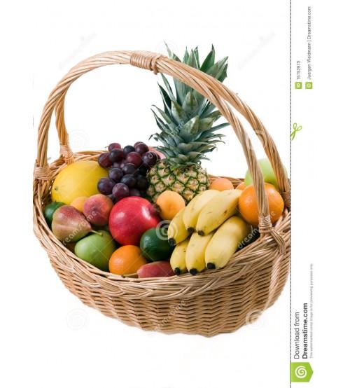 Wonderful Fruits Baskate
