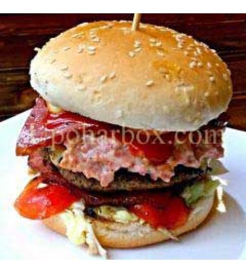 Mademi Luchy burger