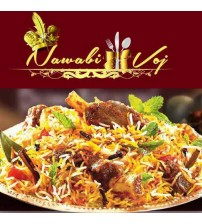 Nawabi Voj Chicken Biryani package