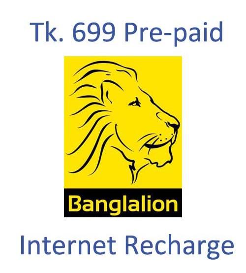Banglalion Scratch Card