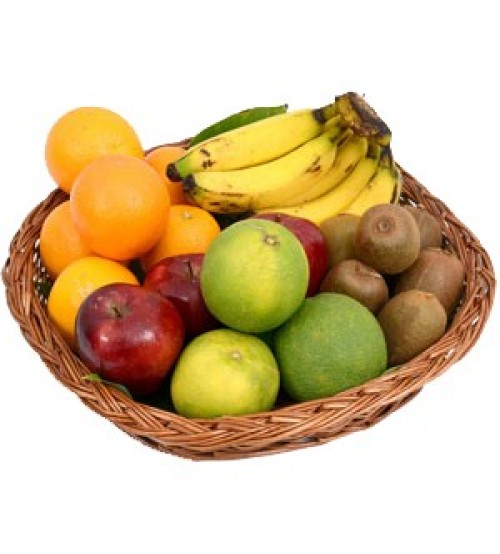 Mixed Fruits Basket