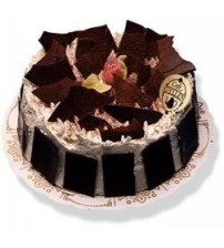 Cakes - Black Forest Chocolate Cake