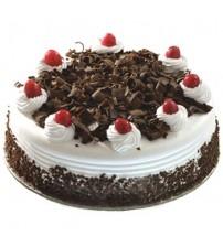 Round Shape German Black Forest Cake