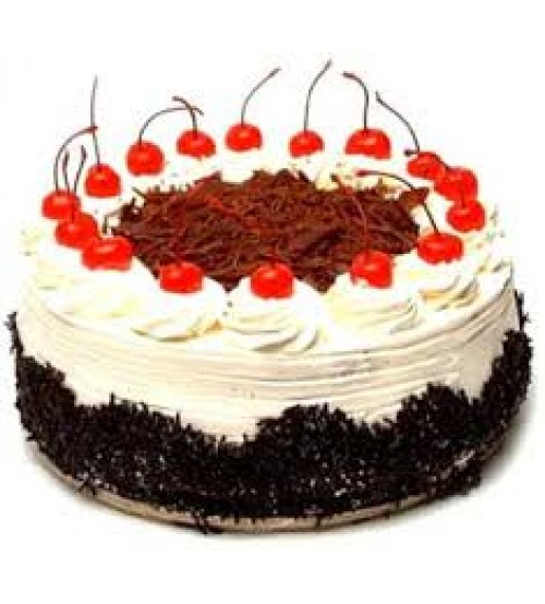 Coopers new black forest Cake