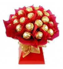 01.Ferrero Rocher Bouquet