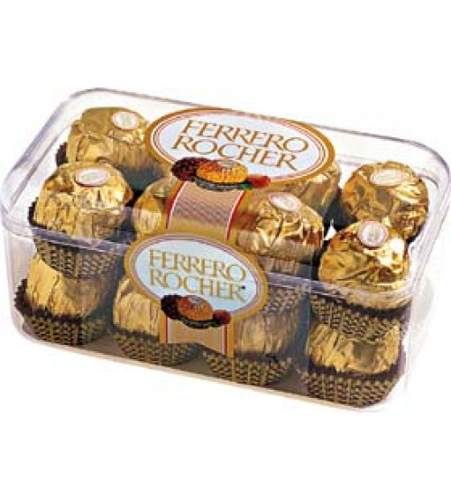 01.Ferrero Rocher Chocolate