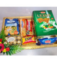Romania biscuit pack